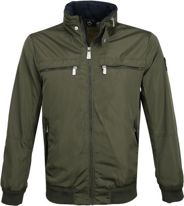 Fortezza Atessa Jacket Green
