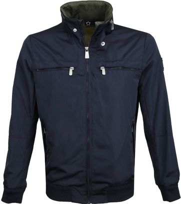 Fortezza Atessa Jacket Navy