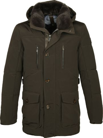 Fortezza Capoterra Parka Armee
