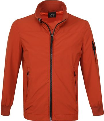 Fortezza Gonars Jacke Orange