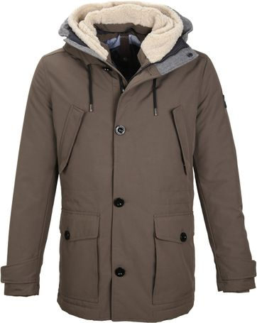 Fortezza Jacket Sarroch Taupe