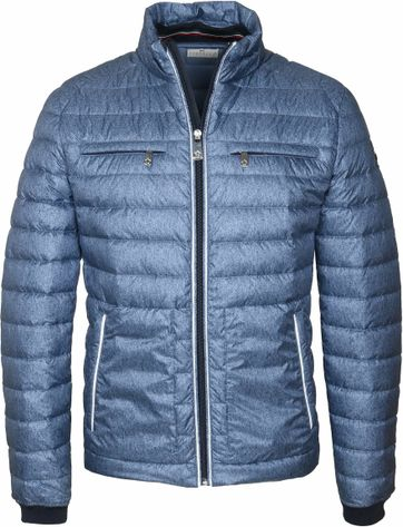 Fortezza Jacket Siderno Blue