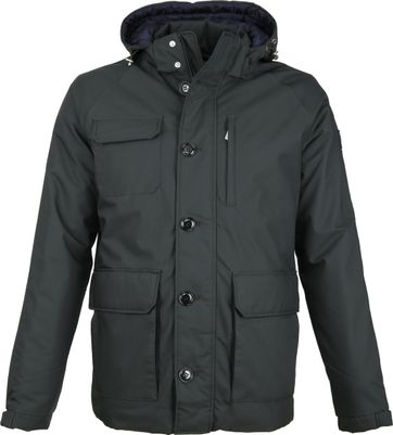 Fortezza Pollone Jacket Dark Green