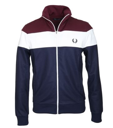 Fred Perry Block Track Jacket
