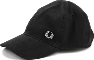 Fred Perry Cap Zwart