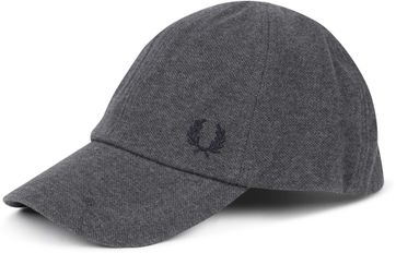 Fred Perry Classic Cap Anthrazit