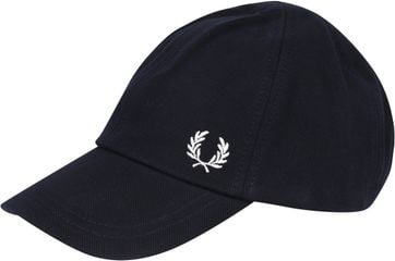 Fred Perry Classic Cap Donkerblauw