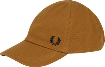 Fred Perry Classic Cap Hell Braun