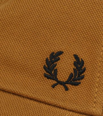Fred Perry Classic Cap Light Brown