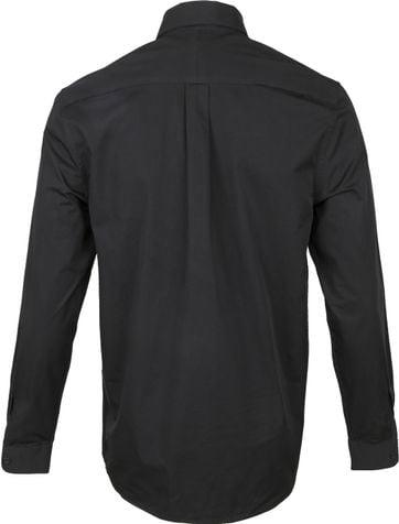 Fred Perry Classic Hemd Zwart