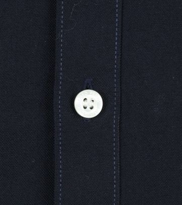 Fred Perry Classic Overhemd Navy
