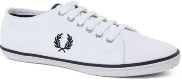 Fred Perry Kingston Sneaker Weiß