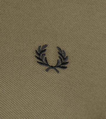 Fred Perry Polo Army K93