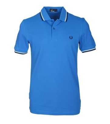 Fred Perry Polo Blauw E43