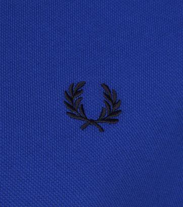 Fred Perry Polo Blauw L44