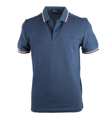 Fred Perry Polo Carbon E06