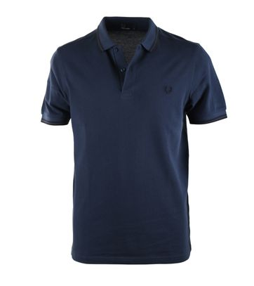 Fred Perry Polo Donkerblauw E85