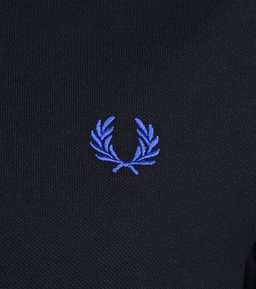 Fred Perry Polo Donkerblauw K89