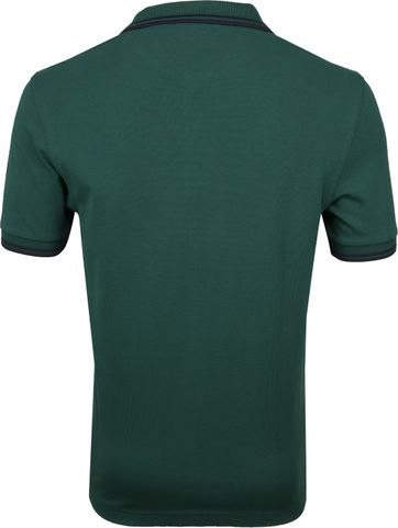 Fred Perry Polo Donkergroen