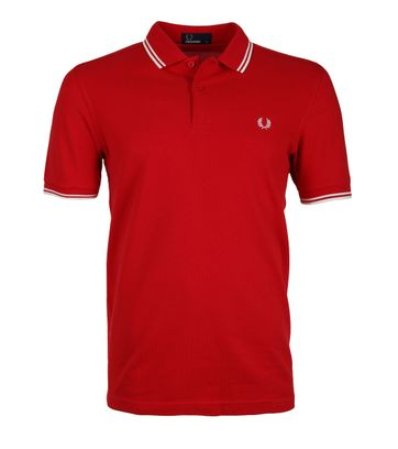 Fred Perry Polo England Red