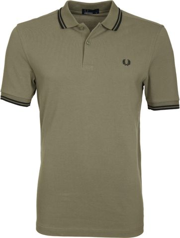 Fred Perry Polo G26 Groen