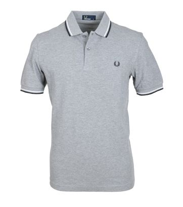 Fred Perry Polo Grau 420