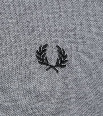 Fred Perry Polo Grijs J83