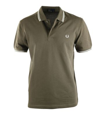 Fred Perry Polo Groen 633