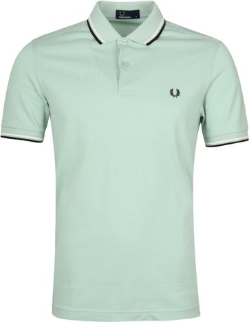 Fred Perry Polo Groen H40