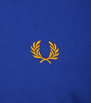Fred Perry Polo Kobaltblauw