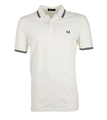 Fred Perry Polo Light Ecru