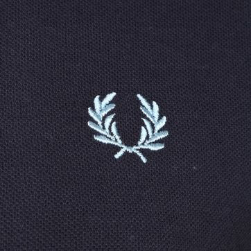 Fred Perry Polo M12 Donkerblauw