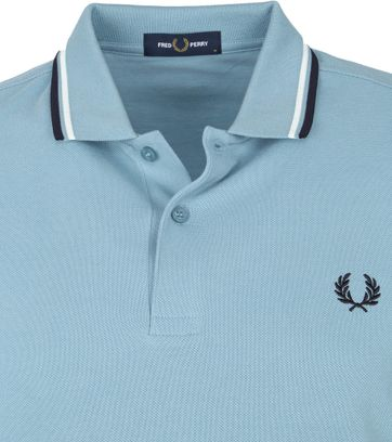 Fred Perry Polo M3600 Blauw