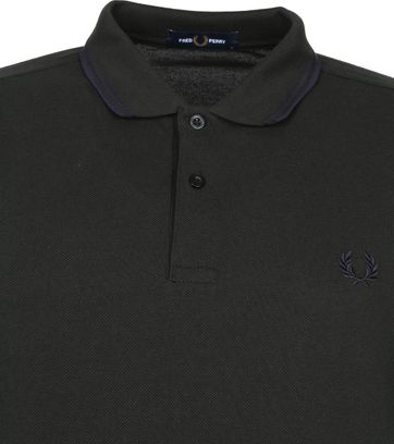 Fred Perry Polo M3600 Donkergroen