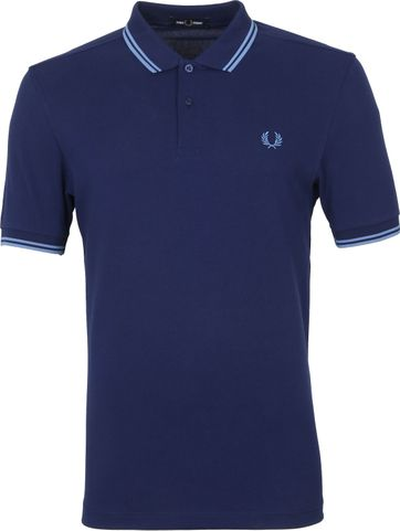 Fred Perry Polo M3600 French Navy