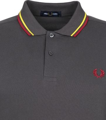 Fred Perry Polo M3600 Grey