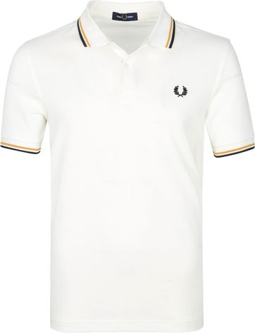Fred Perry Polo M3600 Offwhite