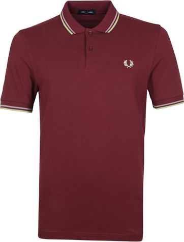 Fred Perry Polo M3600 Purple