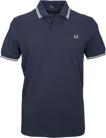 Fred Perry Polo Navy 278