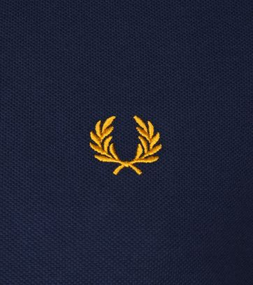 Fred Perry Polo Navy L46