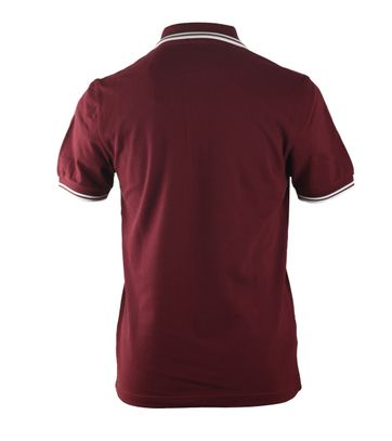 Detail Fred Perry Polo Port B72