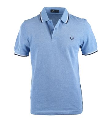 Fred Perry Polo Prince Blue 661