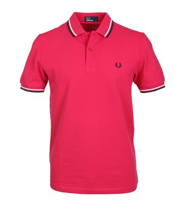 Fred Perry Polo Rosa F68