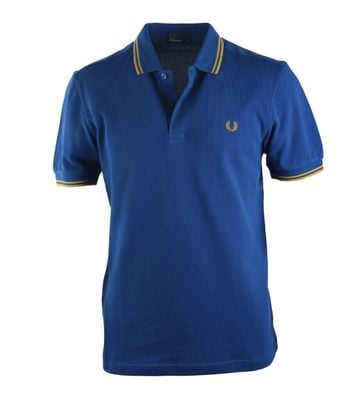 Fred Perry Polo Royal 139