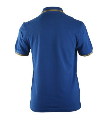 Detail Fred Perry Polo Royal 139