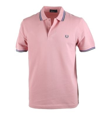 Fred Perry Polo Roze D20