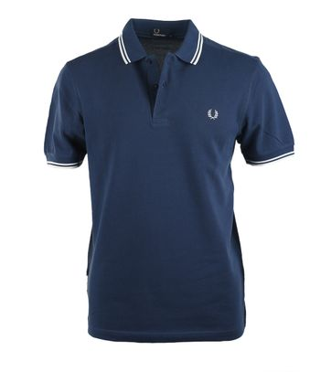 Fred Perry Polo Service Blue C16