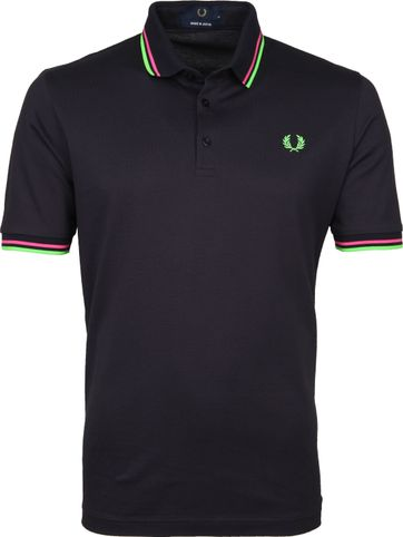 Fred Perry Polo Shirt M102 Navy
