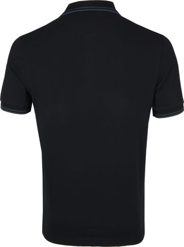 Fred Perry Polo Zwart L55