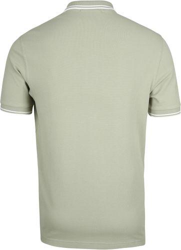Fred Perry Poloshirt Grün J84